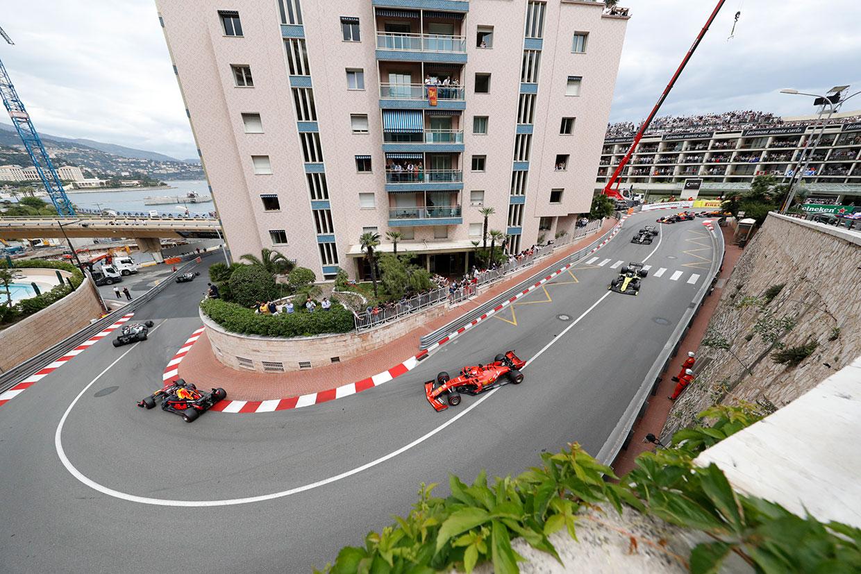 2019年F1第6戦モナコGP決勝