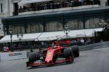 2019年F1第6戦モナコGP シャルル・ルクレール(フェラーリ)