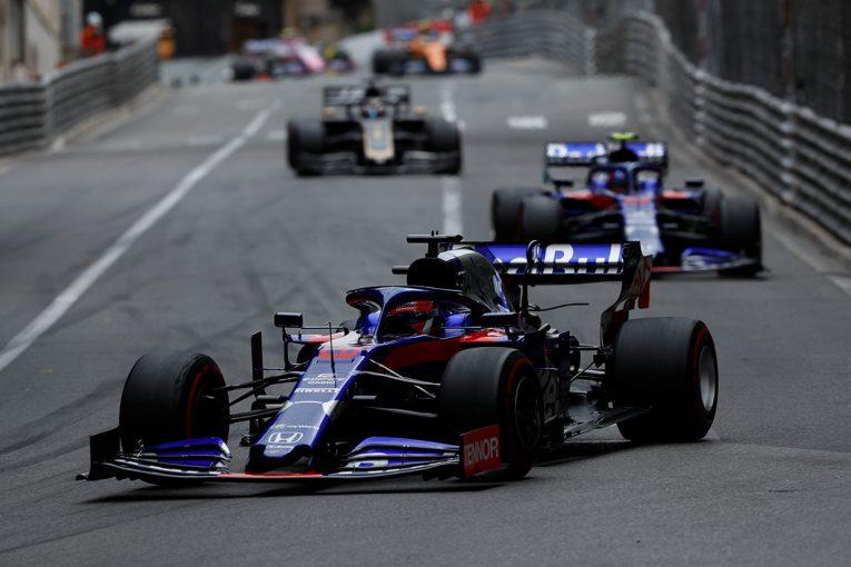 F1   F1第6戦モナコGP 決勝トップ10ドライバーコメント(1)