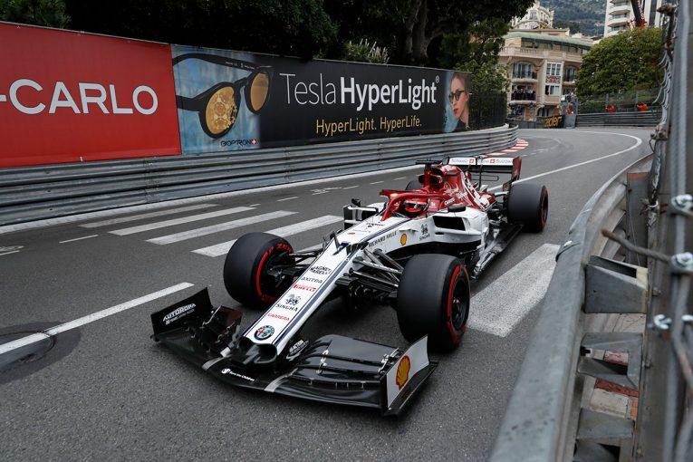 F1   【ギャラリー】F1第6戦モナコGP決勝