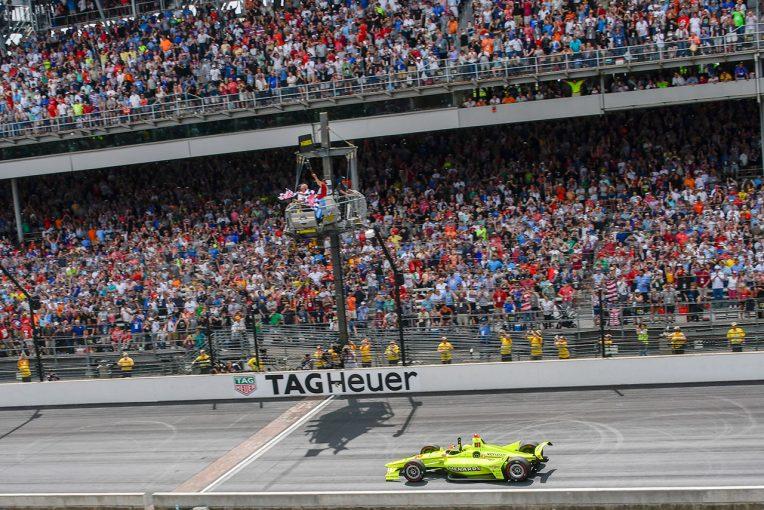 海外レース他 | 【順位結果】第103回インディアナポリス500マイルレース決勝