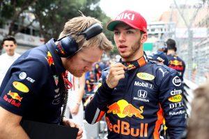 F1 | ガスリー、ファステストラップを記録し5位「マシンに速さがあり、本当に楽しかった。大満足のレース」:レッドブル・ホンダ F1モナコGP日曜