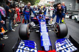 F1 | クビアト7位「改善のための答えを見つけ出した。強力なレースができてうれしい」:トロロッソ・ホンダ F1モナコGP日曜