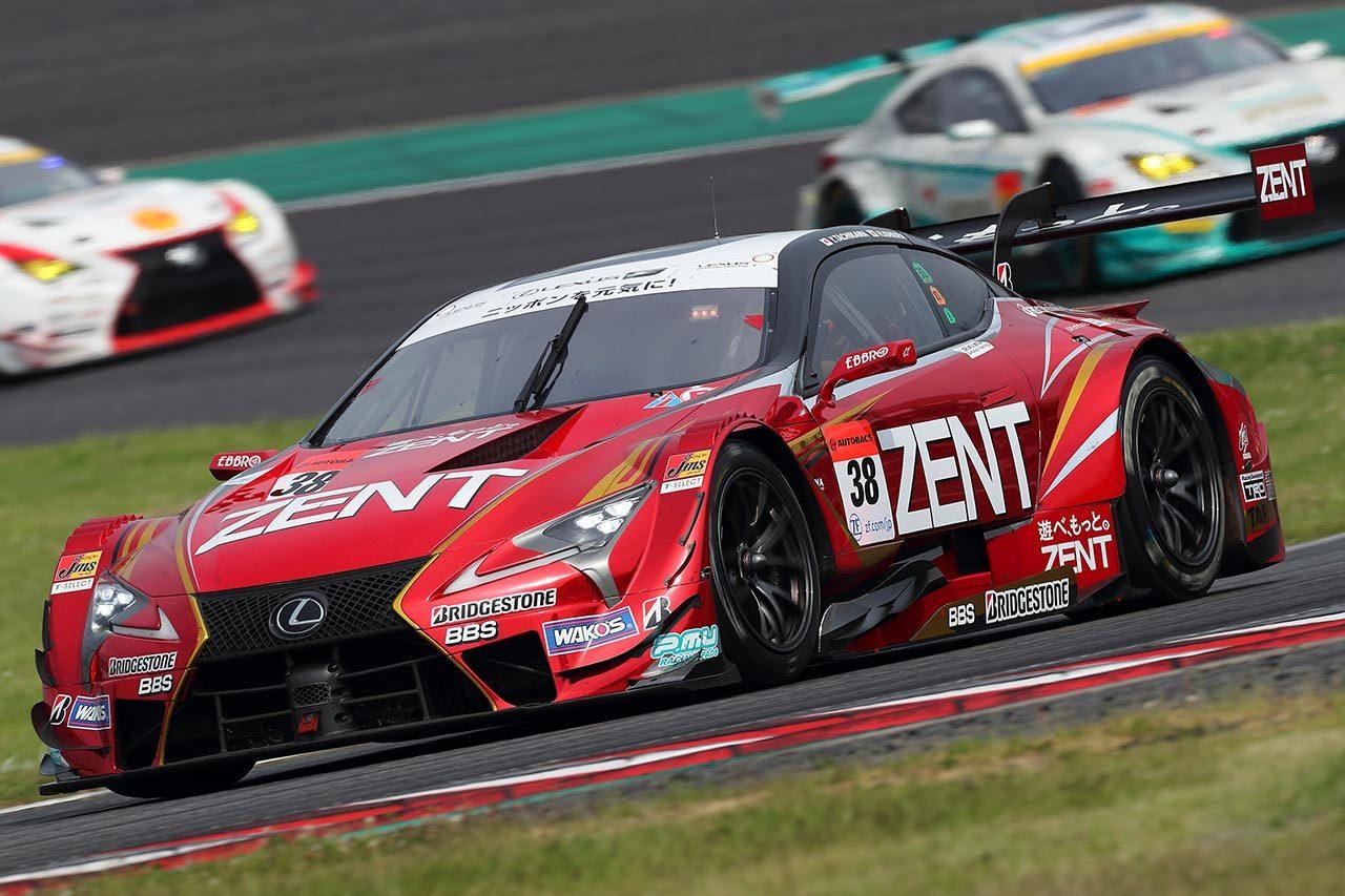 LEXUS TEAM ZENT CERUMO 2019スーパーGT第3戦鈴鹿 レースレポート