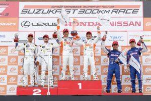 スーパーGT   LEXUS GAZOO Racing 2019スーパーGT第3戦鈴鹿 レースレポート