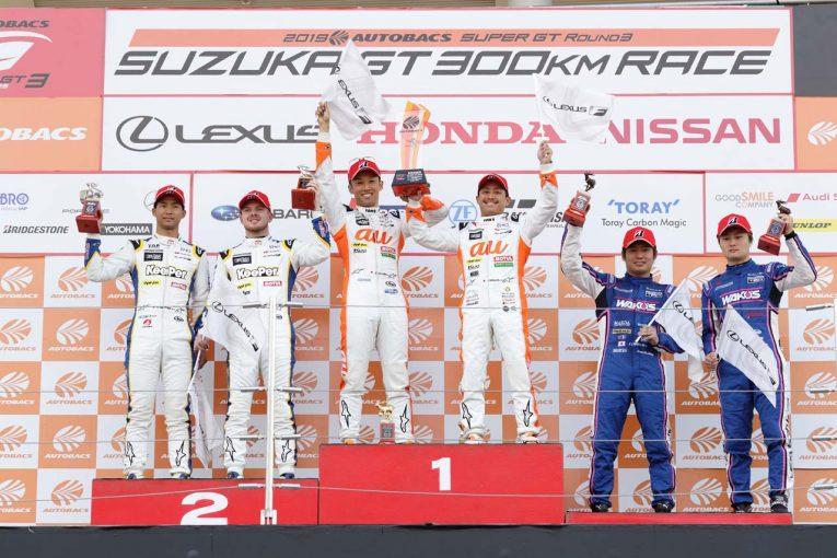 スーパーGT | LEXUS GAZOO Racing 2019スーパーGT第3戦鈴鹿 レースレポート