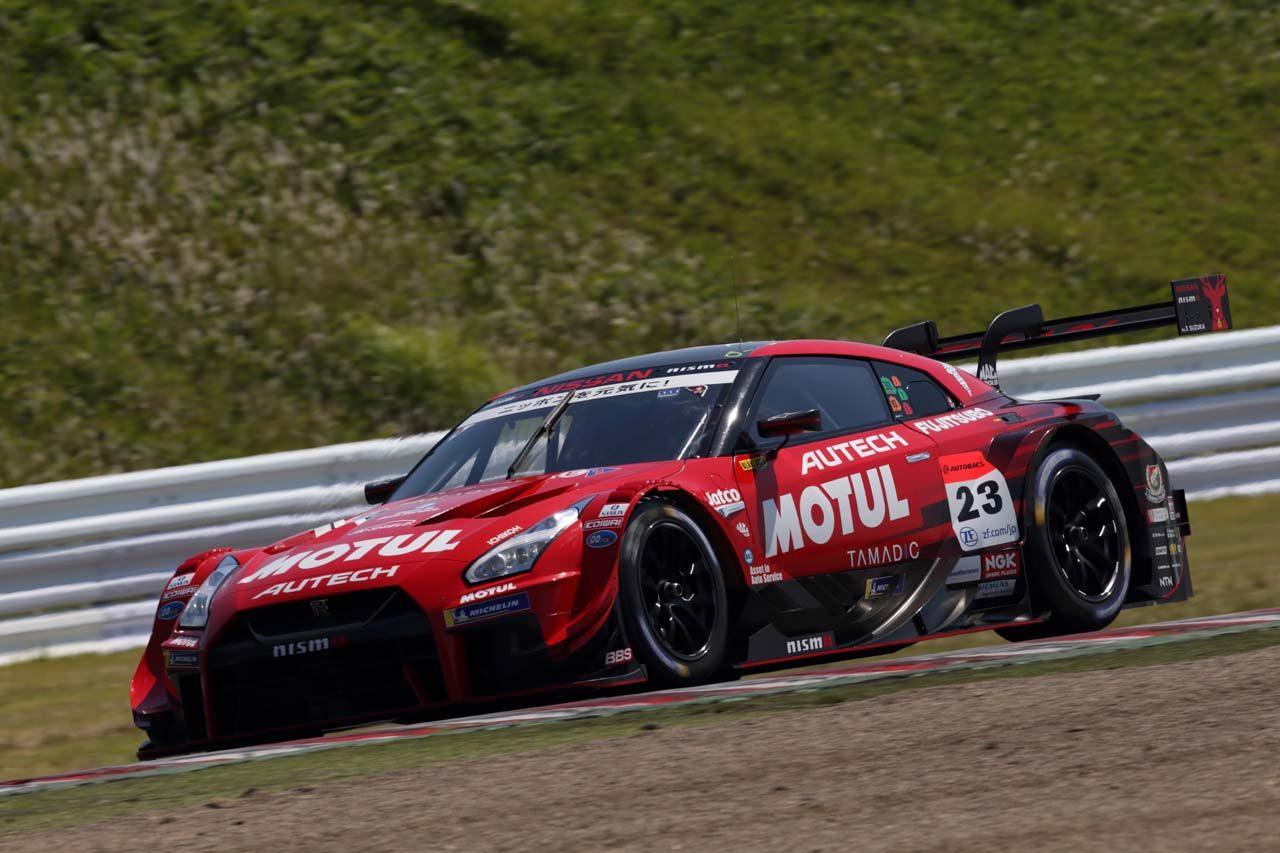 ニッサン 2019スーパーGT第3戦鈴鹿 レースレポート