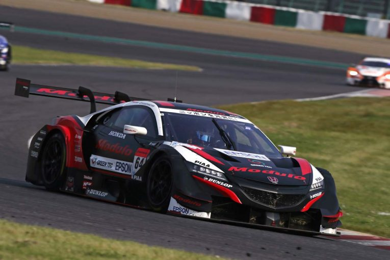 スーパーGT | Modulo Nakajima Racing 2019スーパーGT第3戦鈴鹿 決勝レポート