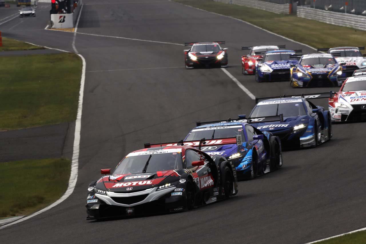 ホンダ 2019スーパーGT第3戦鈴鹿 レースレポート