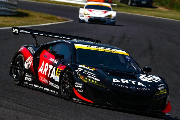 スーパーGT | ARTA NSX GT3 2019スーパーGT第3戦鈴鹿 決勝レポート