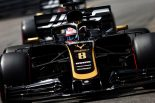 F1 | グロージャン10位「予選で妨害に遭っていなければ、もっと上位でフィニッシュできた」:ハース F1モナコGP日曜