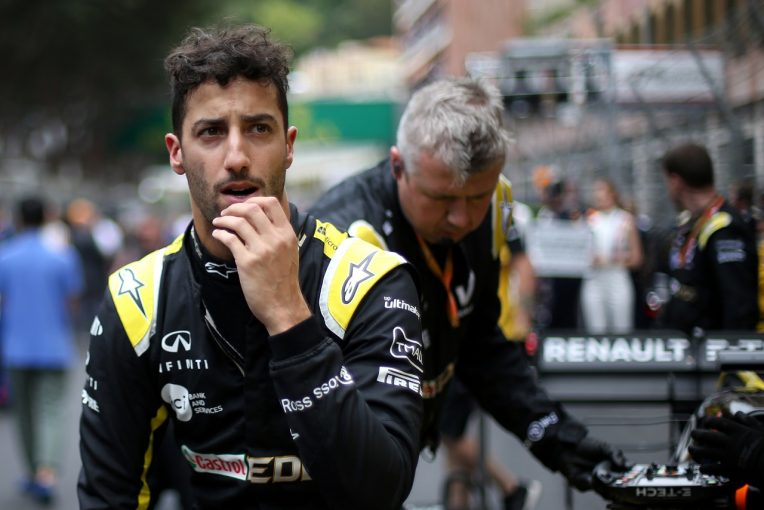 F1 | 9位のリカルド、戦略失敗を嘆く「獲れたはずのポイントを失った」:ルノー F1モナコGP日曜