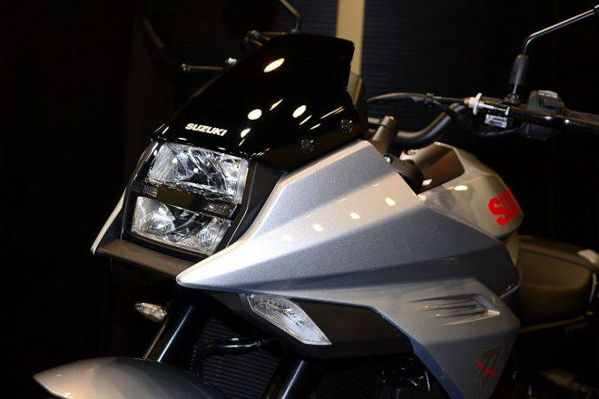 新設計LEDヘッドライト