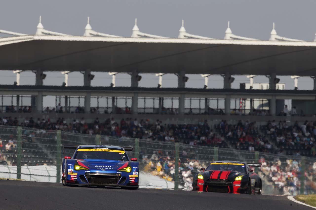 R&D SPORT 2019スーパーGT第3戦鈴鹿 レースレポート