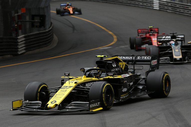 F1 | 開発の遅れを認めたルノーF1、フランスGPでパワーユニット&空力の大規模アップデートを投入へ