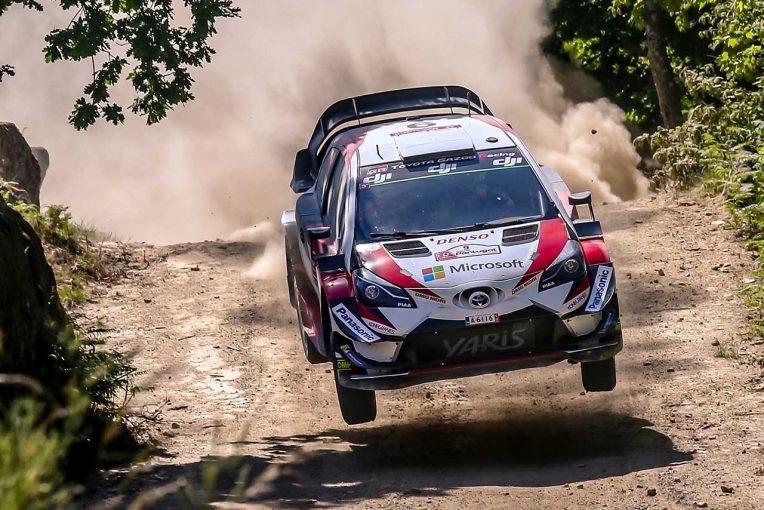ラリー/WRC | WRC:トヨタ、南欧グラベル連戦へ準備万端。マキネン「荒れた路面での性能改善に取り組んできた」