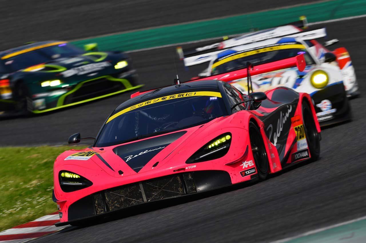 McLaren Customer Racing Japan 2019スーパーGT第3戦鈴鹿 レースレポート
