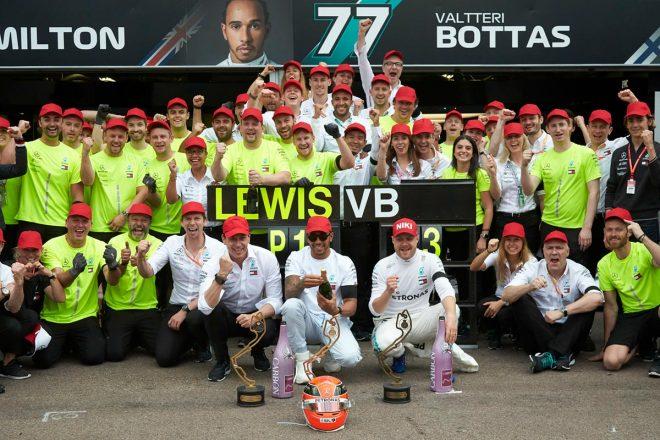 亡きラウダにモナコGPの勝利を捧げたルイス・ハミルトン