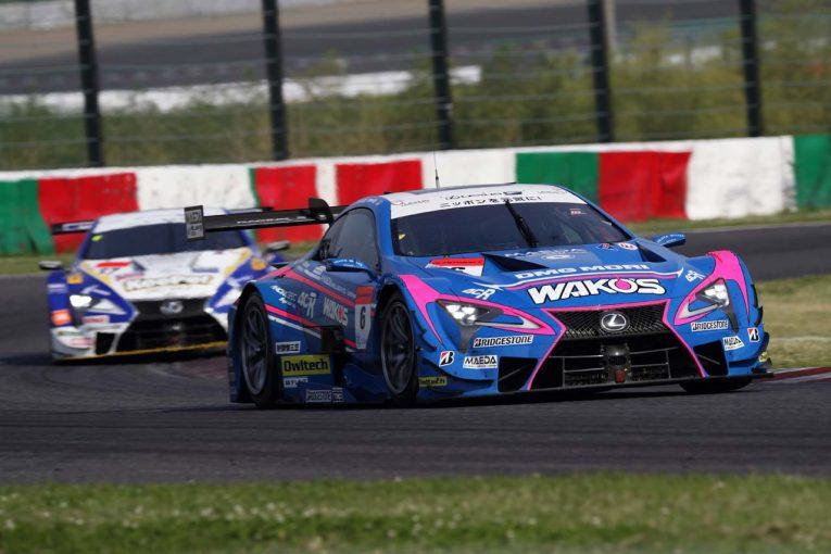 スーパーGT | LEXUS TEAM LEMANS WAKO'S 2019スーパーGT第3戦鈴鹿 レースレポート