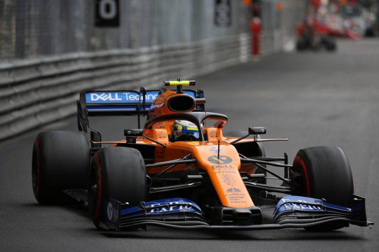 F1 | マクラーレンF1のノリス、モナコではサインツJr.のサポート役に徹するも不満なし「やるべき仕事をやっただけ」