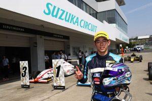 国内レース他 | FIA-F4鈴鹿大会で連勝した太田格之進(SRS/コチラレーシング)