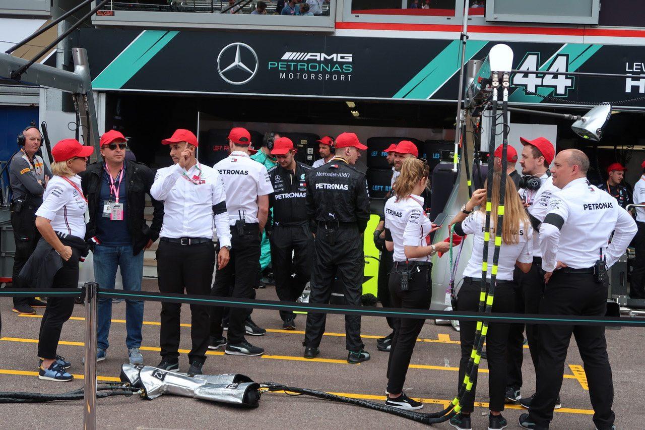 F1第6戦モナコGP現地情報