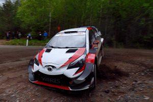ラリー/WRC | 勝田貴元がドライブしたトヨタ・ヤリスWRC