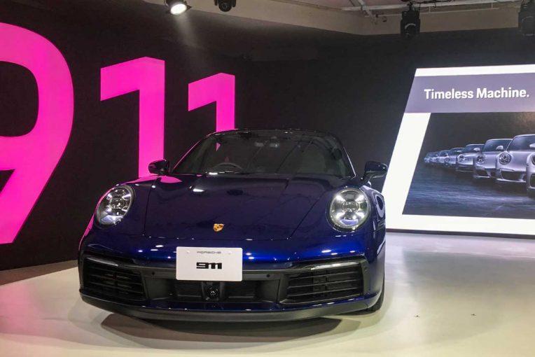 クルマ | 新型ポルシェ新型911、7月5日から日本発売開始。「いつでも快適に使える実用的スポーツカーを実現」