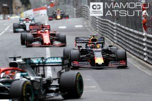 F1 | 【ブログ】Shots!最後まで緊迫したハミルトンとフェルスタッペンの接戦バトル/F1第6戦モナコGP