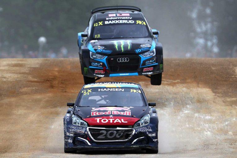 ラリー/WRC | 世界ラリークロス第4戦:プジョー操るハンセン、僅差でアウディ抑え2019年2勝目