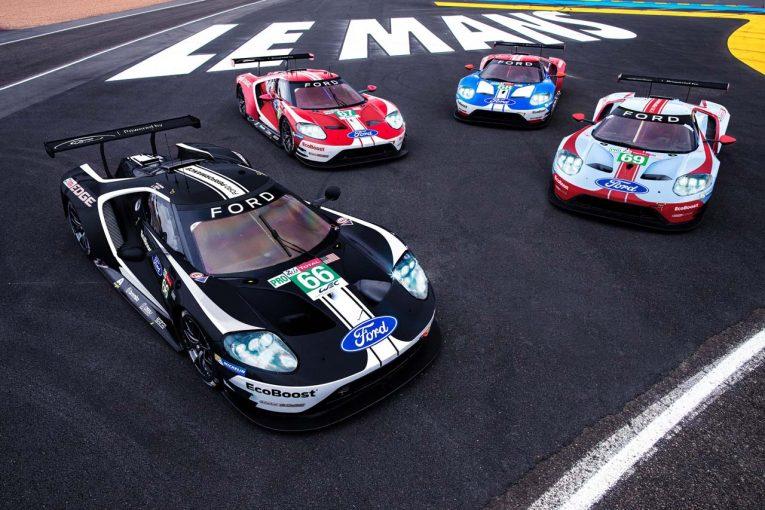 ル・マン/WEC | WEC:フォード、ワークス体制最後のル・マンに臨む『GT』の特別カラーを公開