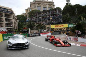 F1 | ヒュルケンベルグ、フェアな対処を主張も接触を予想「ルクレールは焦って、意気込みすぎていた」