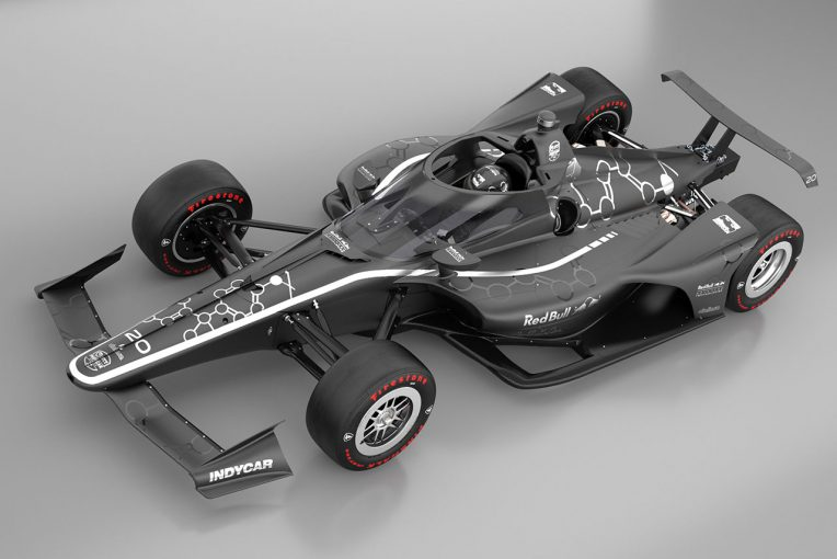 海外レース他 | インディカーがレッドブル・アドバンスド・テクノロジーズと提携。エアロスクリーン型保護デバイスを導入へ