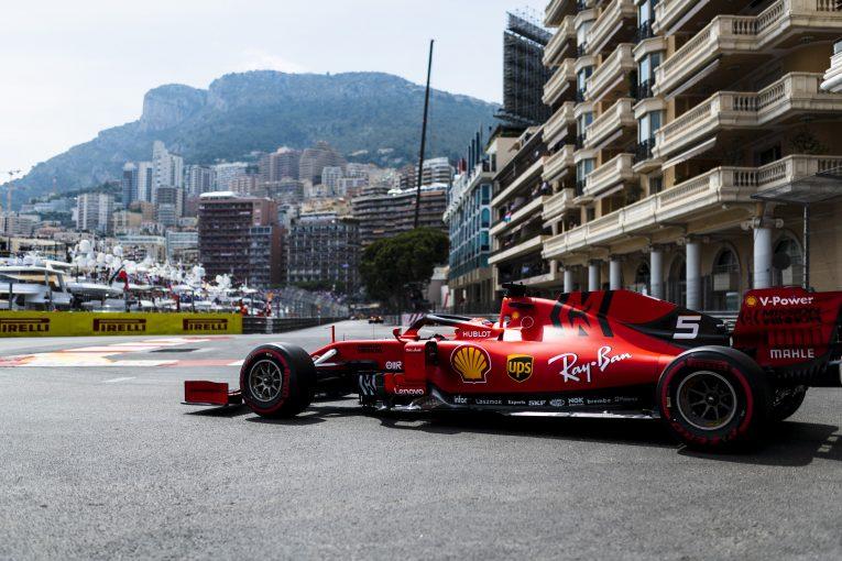 F1   フェラーリF1のパフォーマンス向上にはグリップ問題の解決が不可欠、とベッテル