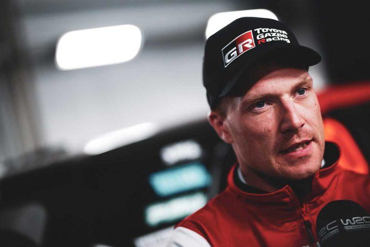 ラリー/WRC | 2019年は苦戦続くトヨタのラトバラ「ひさびさに表彰台に復帰できることを期待」/2019WRC第7戦ポルトガル 事前コメント