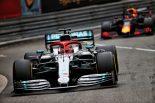 F1 | 【F1モナコGP無線レビュー】「これは間違ったタイヤ選択だよ」ラウダに捧げる勝利をもぎ取ったハミルトンの叫び