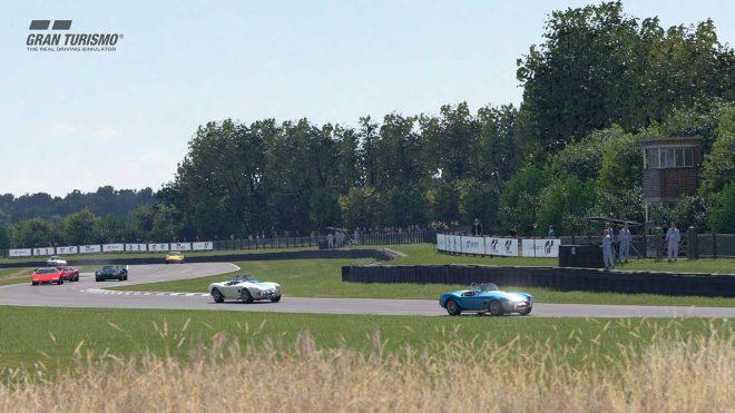 グランツーリスモSPORTに追加されたグッドウッド・モーターサーキット
