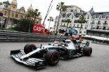 F1 | パフォーマンスは極めて平均的。ハミルトン「マシン性能を引き出すことに手こずっている」と認める