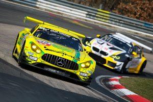 PR | VLNニュルブルクリンク耐久レースを戦うメルセデスAMG GT3