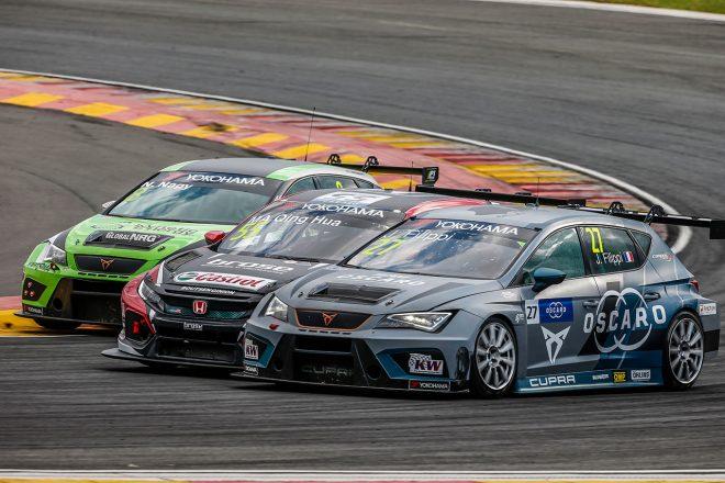 TCR規定シリーズの頂点に位置づけられるWTCR世界ツーリングカー・カップ