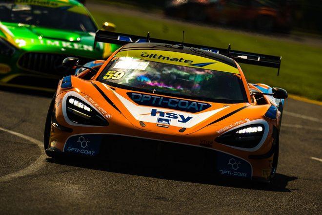 オーストラリアGTを戦うマクラーレン720S GT3