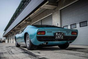 クルマ | 『リトル・トニー』のミウラP400Sがコンコルソ・デレガンツァ・ヴィラ・デステに出展