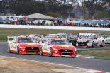 海外レース他 | 豪州スーパーカー第6戦:王者マクローリン&マスタングの快進撃止まらずシーズン10勝目