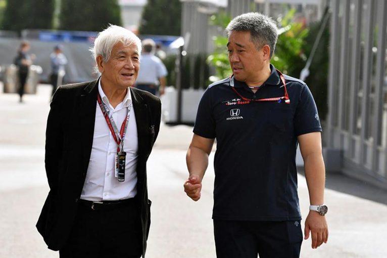 F1   ホンダF1ビジネスアドバイザーの海野氏が逝去。マクラーレンとの契約解消、トロロッソ、レッドブルとの契約などに尽力