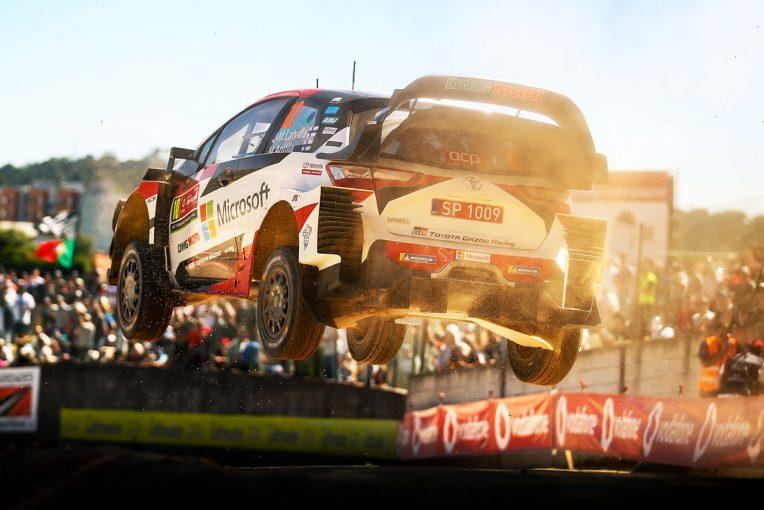 ラリー/WRC | WRC:トヨタ、第7戦ポルトガルのシェイクダウンに手応え。マキネン「クルマのセットアップに自信」