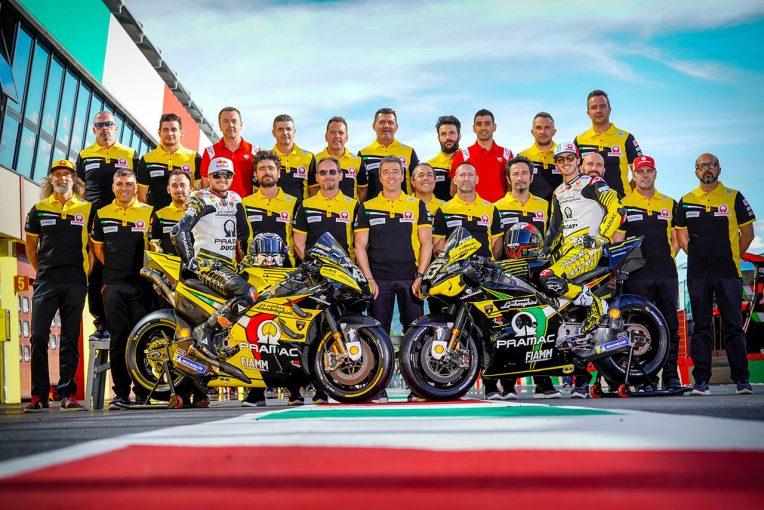 MotoGP   MotoGP:ランボルギーニ特別カラーのマシンでプラマックがイタリアGPを戦う