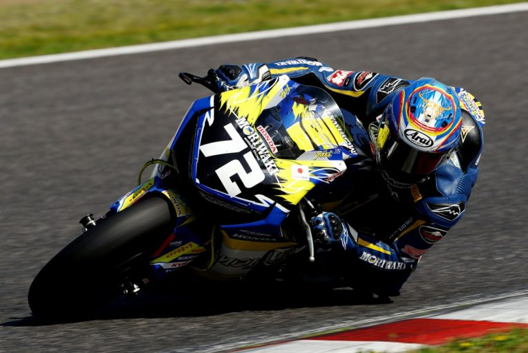 MotoGP | モリワキの高橋裕紀がレオン・キャミアの代役でSBK第6戦ヘレスに参戦