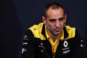 F1 | グランプリのうわさ話:ルノー、結果の出せないシリル・アビテブールに最後通告か