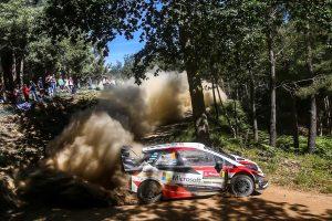 ラリー/WRC | 【順位結果】2019WRC第7戦ポルトガル SS7後
