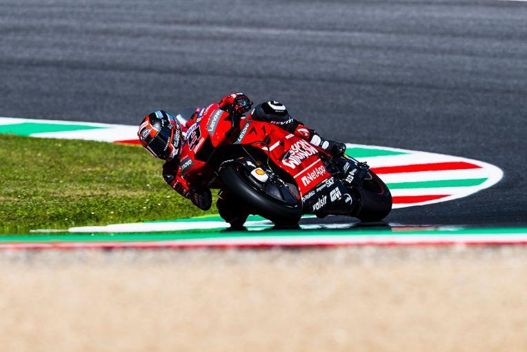 MotoGP | ペトルッチがトップ。中上はQ2進出決める/【タイム結果】2019MotoGP第6戦イタリアGPフリー走行3回目